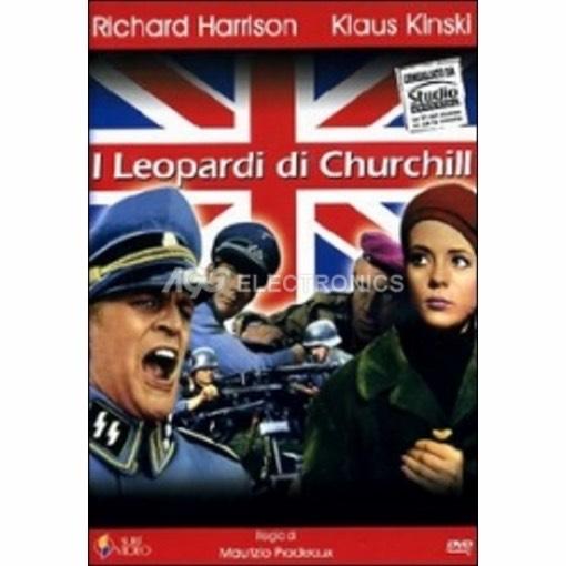 Leopardi di churchill (i) - DVD NUOVO SIGILLATO - MVDVD-GU022 - MVDVDGU022