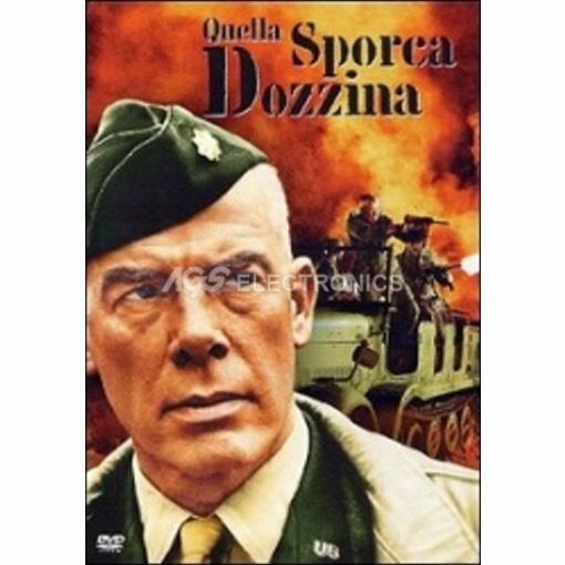 Quella sporca dozzina - DVD NUOVO SIGILLATO - MVDVD-GU026 - MVDVDGU026