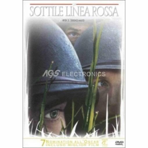 Sottile linea rossa (la) - DVD NUOVO SIGILLATO - MVDVD-GU032 - MVDVDGU032