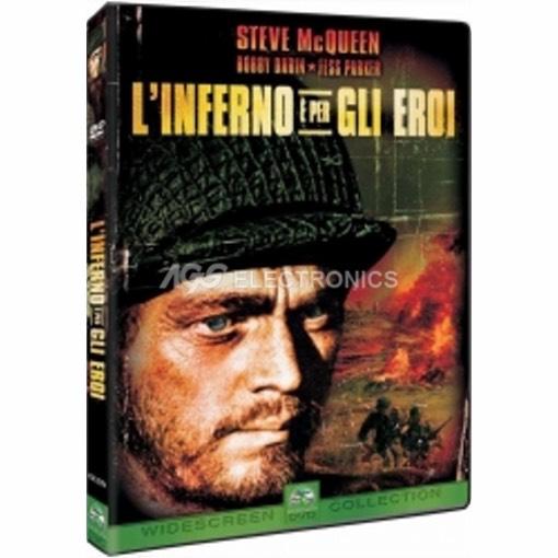 Inferno e' per gli eroi (l') - DVD NUOVO SIGILLATO - MVDVD-GU037 - MVDVDGU037