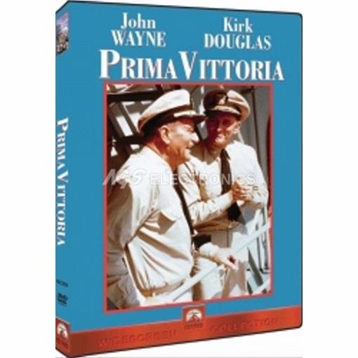 Prima vittoria - DVD NUOVO SIGILLATO - MVDVD-GU040 - MVDVDGU040