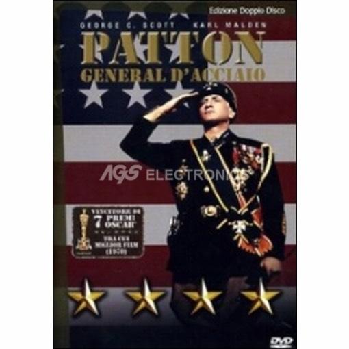 Patton generale d'acciaio - edizione speciale (2 dvd + libro) - DVD NUOVO SIGILLATO - MVDVD-GU066 - MVDVDGU066