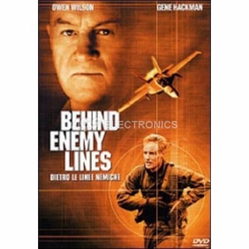 Behind enemy lines - dietro le linee nemiche - DVD NUOVO SIGILLATO - MVDVD-GU071 - MVDVDGU071