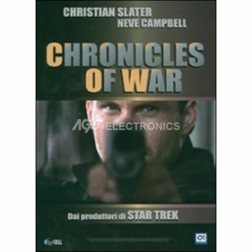 Chronicles of war - DVD NUOVO SIGILLATO - MVDVD-GU112 - MVDVDGU112