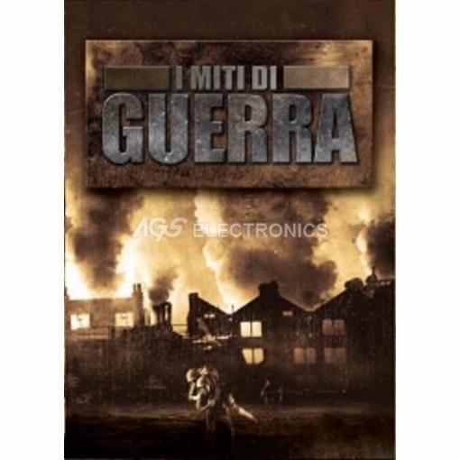 Miti di guerra cofanetto - box set (3 dvd) - DVD NUOVO SIGILLATO - MVDVD-GU115 - MVDVDGU115