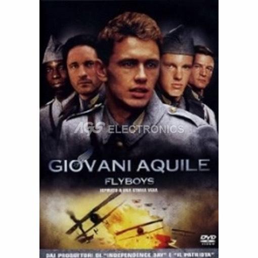 Giovani aquile - DVD NUOVO SIGILLATO - MVDVD-GU117 - MVDVDGU117
