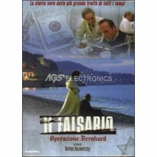 Falsario (il) - DVD NUOVO SIGILLATO - MVDVD-GU121 - MVDVDGU121