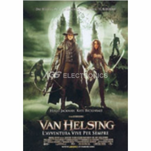 Van Helsing - DVD NUOVO SIGILLATO - MVDVD-HO003 - MVDVDHO003
