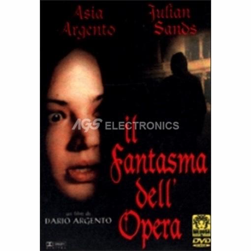 Fantasma dell'opera (il) (1998) - DVD NUOVO SIGILLATO - MVDVD-HO007 - MVDVDHO007