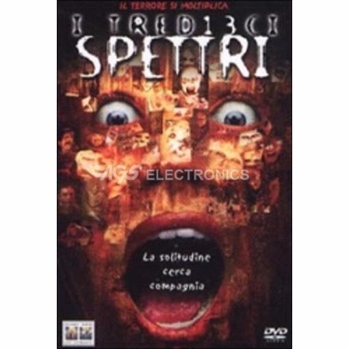 13 spettri (i) - DVD NUOVO SIGILLATO - MVDVD-HO077 - MVDVDHO077