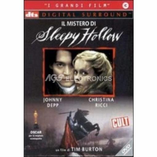 Mistero di Sleepy Hollow (il) (i grandi film) - DVD NUOVO SIGILLATO - MVDVD-HO097 - MVDVDHO097