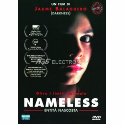 Nameless - Entità nascosta