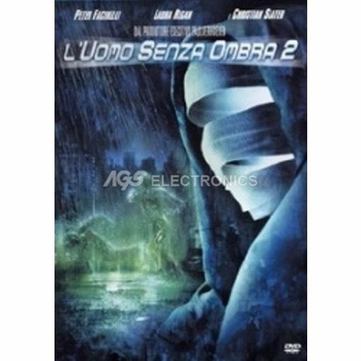 Uomo senza ombra 2 (l') - DVD NUOVO SIGILLATO - MVDVD-HO278 - MVDVDHO278