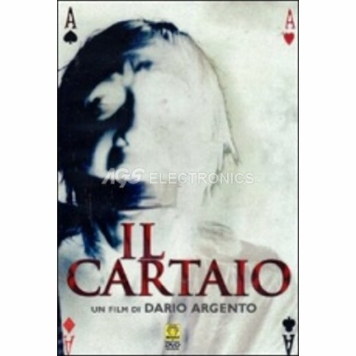 Cartaio (il) - DVD NUOVO SIGILLATO - MVDVD-HO360 - MVDVDHO360