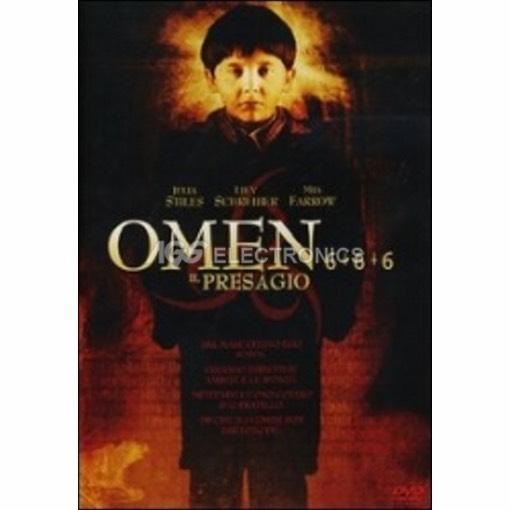 Omen 666 - il presagio - DVD NUOVO SIGILLATO - MVDVD-HO386 - MVDVDHO386