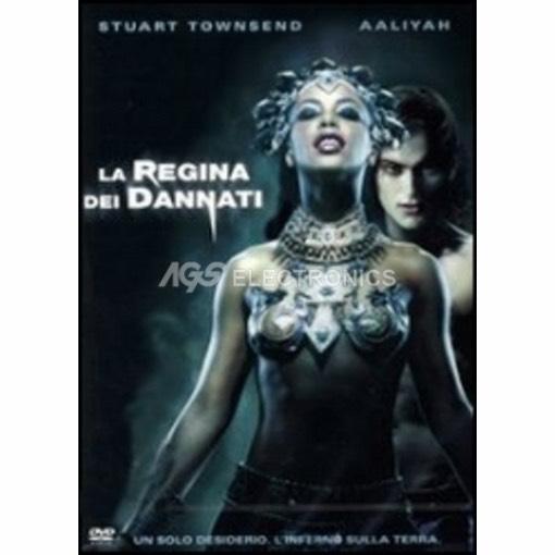 Regina dei dannati (la) - DVD NUOVO SIGILLATO - MVDVD-HO418 - MVDVDHO418