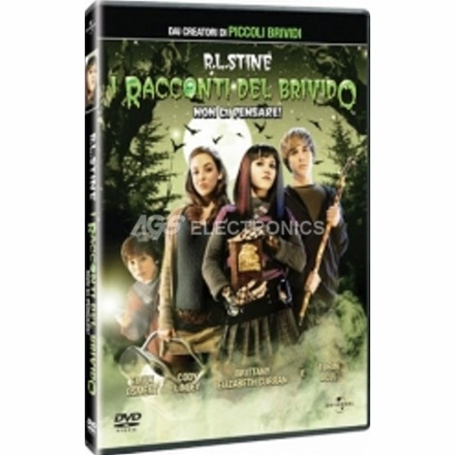Racconti del brivido (i) - non ci pensare (dvd + libro) - DVD NUOVO SIGILLATO - MVDVD-HO426 - MVDVDHO426