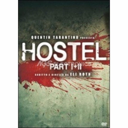 Hostel collection - box set (2 dvd) - DVD NUOVO SIGILLATO - MVDVD-HO431 - MVDVDHO431