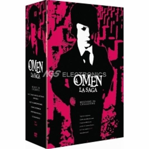 Omen - la saga completa - box set (6 dvd) - DVD NUOVO SIGILLATO - MVDVD-HO433 - MVDVDHO433