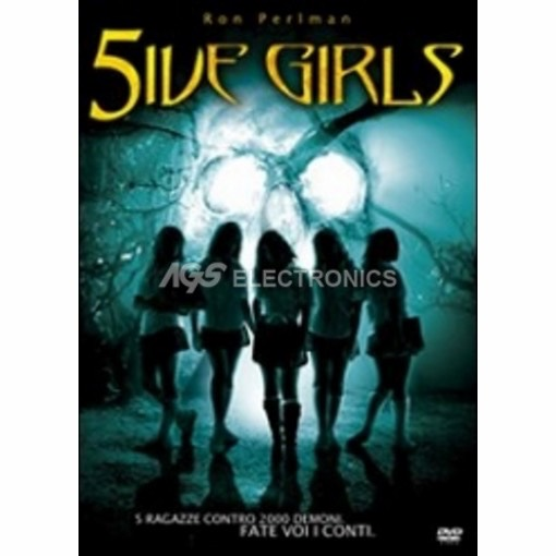 5ive Girls - five girls - DVD NUOVO SIGILLATO - MVDVD-HO436 - MVDVDHO436