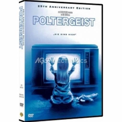 Poltergeist - demoniache presenze - 25° anniversario - DVD NUOVO SIGILLATO - MVDVD-HO446 - MVDVDHO446