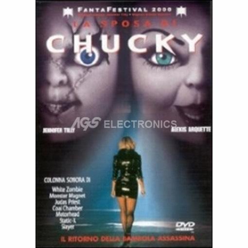 Sposa di Chucky (la) - DVD NUOVO SIGILLATO - MVDVD-HO450 - MVDVDHO450