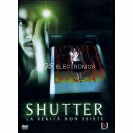 Shutter - DVD NUOVO SIGILLATO - MVDVD-HO459 - MVDVDHO459