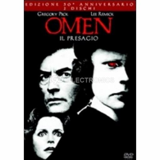 Omen - il presagio - edizione 30° anniversario (2 dvd) - DVD NUOVO SIGILLATO - MVDVD-HO461 - MVDVDHO461