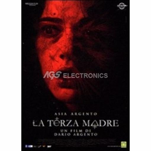 Terza madre (la) - DVD NUOVO SIGILLATO - MVDVD-HO462 - MVDVDHO462