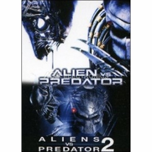 Alien vs Predator collection (2 dvd) - DVD NUOVO SIGILLATO - MVDVD-HO469 - MVDVDHO469