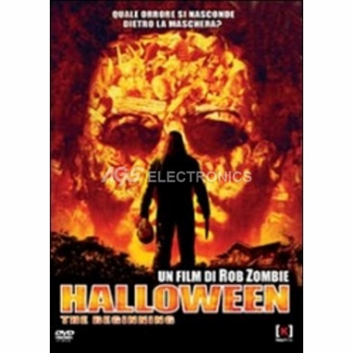 Halloween - the beginning - DVD NUOVO SIGILLATO - MVDVD-HO470 - MVDVDHO470