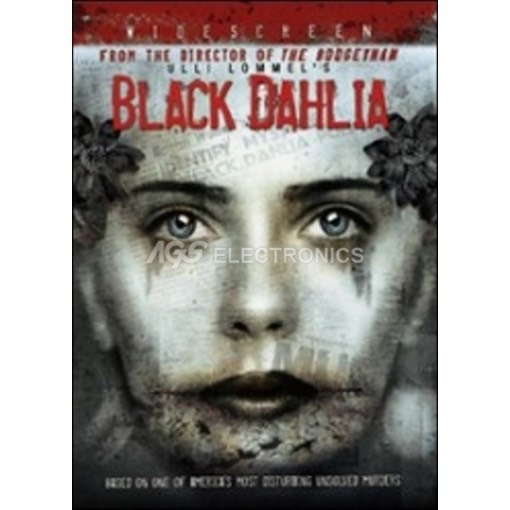 Black dahlia (Ulli Lommel) - DVD NUOVO SIGILLATO - MVDVD-HO474 - MVDVDHO474