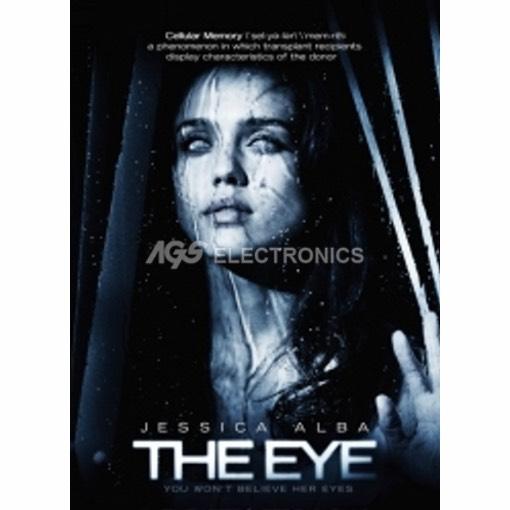 Eye (the) 2008 - DVD NUOVO SIGILLATO - MVDVD-HO476 - MVDVDHO476