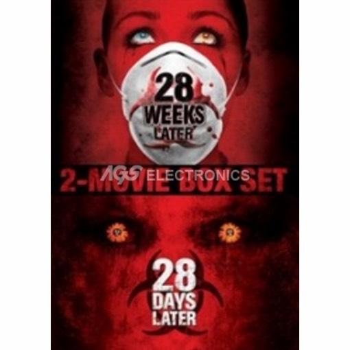 28 giorni dopo / 28 settimane dopo (2 dvd) - DVD NUOVO SIGILLATO - MVDVD-HO478 - MVDVDHO478