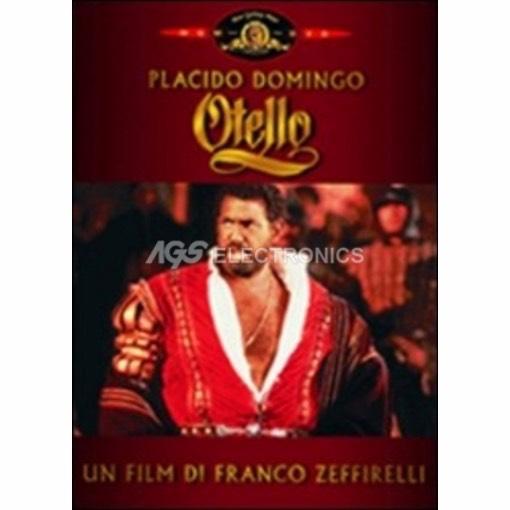 Otello - edizione Zeffirelli - DVD NUOVO SIGILLATO - MVDVD-MU095 - MVDVDMU095
