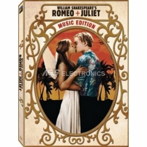 Romeo + Giulietta (1997) - music edition