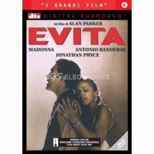 Evita - DVD NUOVO SIGILLATO - MVDVD-MU106 - MVDVDMU106