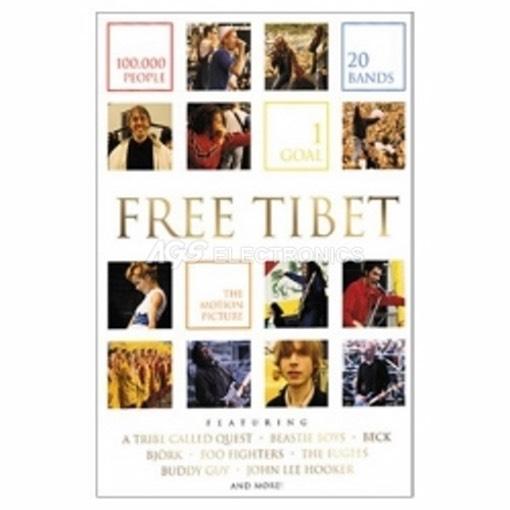 Free tibet - DVD NUOVO SIGILLATO - MVDVD-MU109 - MVDVDMU109