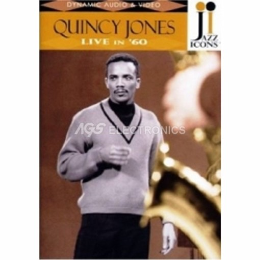 Quincy Jones - live in '60