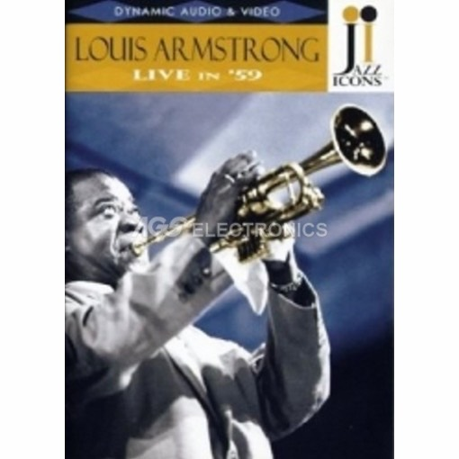 Louis Armstrong - live in '59