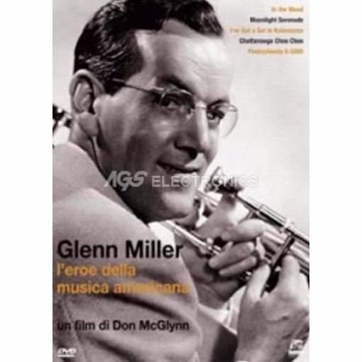 Glenn Miller - l'eroe della musica americana - DVD NUOVO SIGILLATO - MVDVD-MU120 - MVDVDMU120