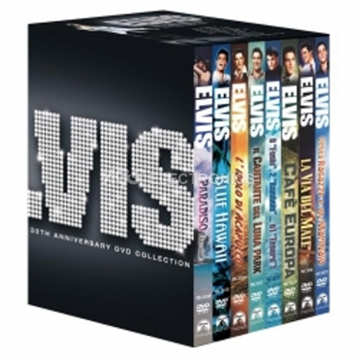 Elvis - 30° anniversario cofanetto - box set (8 dvd)
