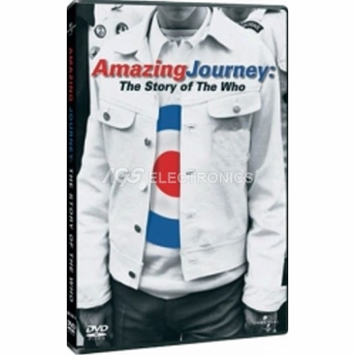 Amazing Journey - the story of the Who (2 dvd)