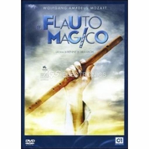 Flauto magico (il) - DVD NUOVO SIGILLATO - MVDVD-MU131 - MVDVDMU131