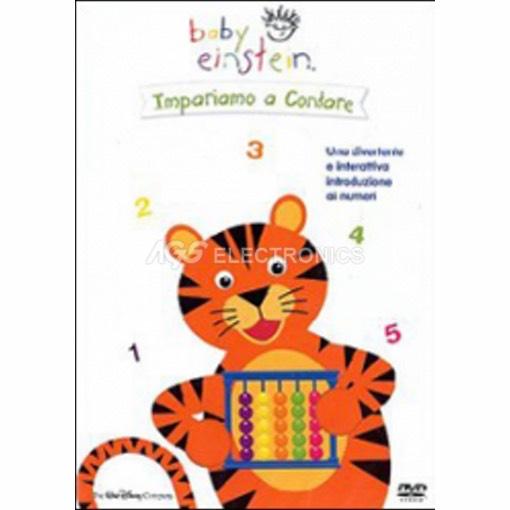 Baby einstein - impariamo a contare - DVD NUOVO SIGILLATO - MVDVD-RA001 - MVDVDRA001