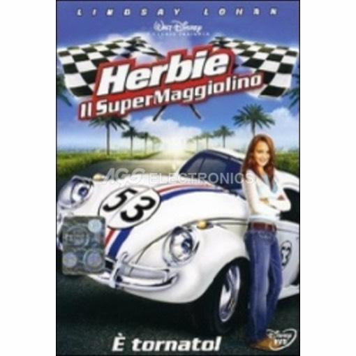 Herbie - il super maggiolino - DVD NUOVO SIGILLATO - MVDVD-RA004 - MVDVDRA004