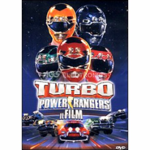 Power Rangers  - turbo - il film