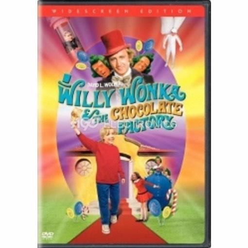 Willy Wonka e la fabbrica di cioccolato - DVD NUOVO SIGILLATO - MVDVD-RA015 - MVDVDRA015