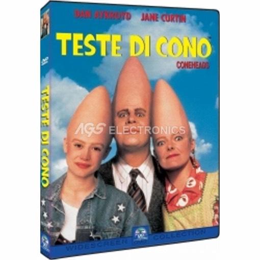 Teste di cono - DVD NUOVO SIGILLATO - MVDVD-RA021 - MVDVDRA021