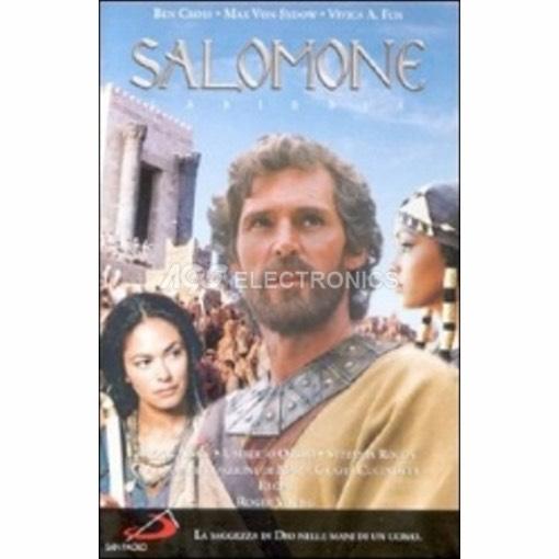 Salomone (2 dvd) - DVD NUOVO SIGILLATO - MVDVD-SA017 - MVDVDSA017
